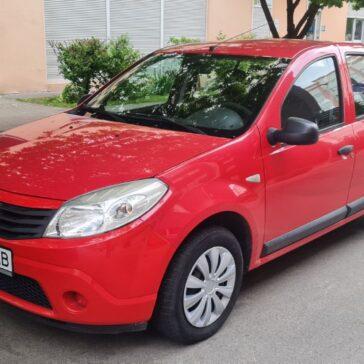 Автомобиль Dacia