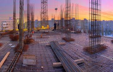 Монолітне будівництво будівель та споруд