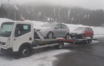 Эвакуатор Renault Maxity
